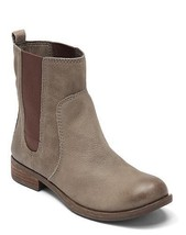 Lucky Brand Rodney Leather Elastic Pull on Boots, size 8, NIB - $195.00