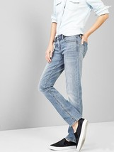 Gap 1969 real straight jeans, destructed vintage, size 31R, NWT - $44.99