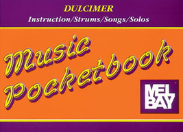 Mountain Dulcimer Music Pocketbook/Gigbag Size/OOP - $1.25