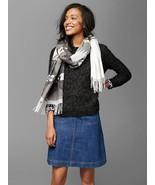 Gap 1969 denim flap pocket skirt, size 14, NWT - $58.50