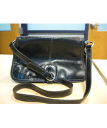 Giani Bernini Leather Shoulder/Crossbody Handbag - $20.00