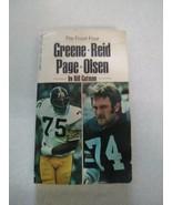 """The Front Four"" -Greene, Reid, Page, Olsen- by Bill Gutman  - $24.99"