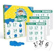Numbers Bingo - $18.25