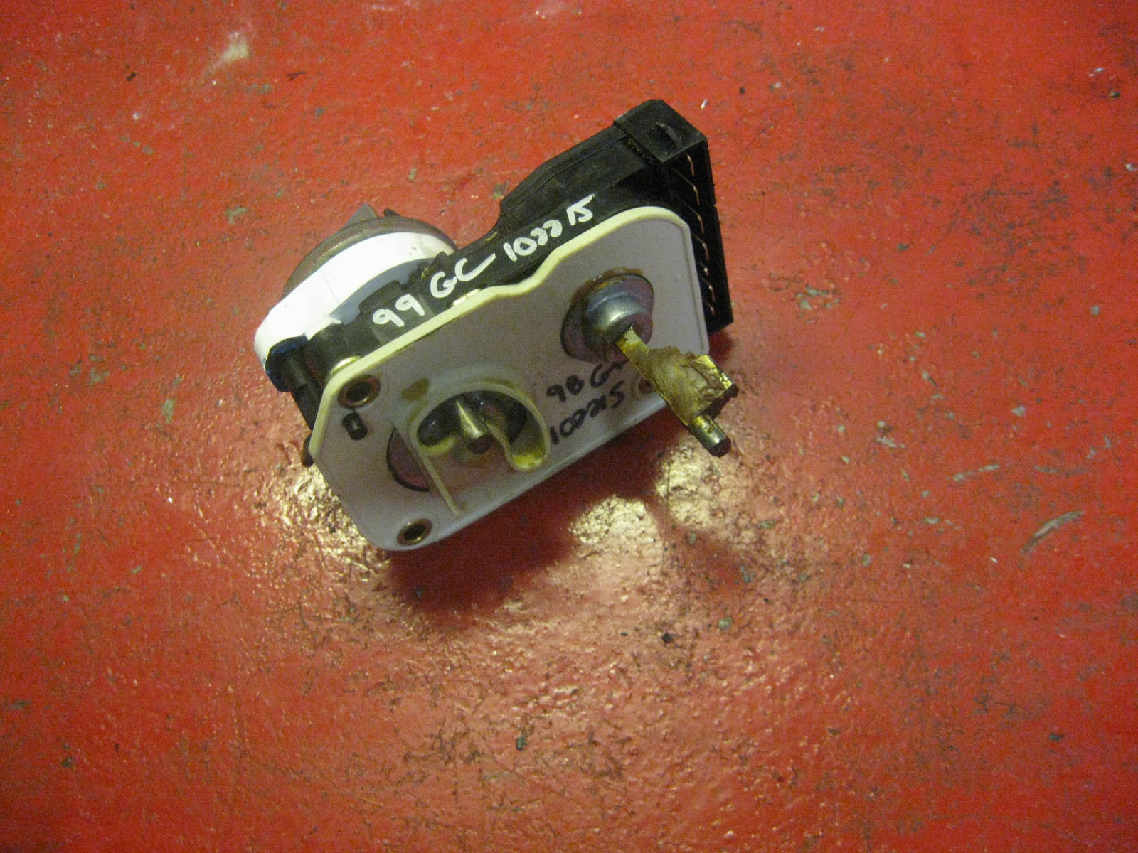 96 97 98 Jeep Grand Cherokee Oem Ignition Switch With Key