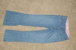 Levis 517 Stretch Flare Blue Jeans Girls Size 12 Reg - $8.99