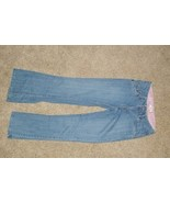 Levis 517 Stretch Flare Blue Jeans Girls Size 12 Reg - $8.99