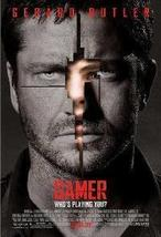 Gamer 27 x 40 Original Movie Poster 2009 - $14.95