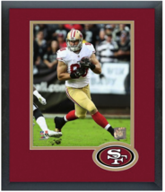 Vance McDonald 2015 San Francisco 49ers - 11 x 14 Team Logo Matted/Framed Photo - $43.55