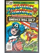 CAPTAIN AMERICA #200 (1976) Marvel Comics Jack Kirby Falcon VG/VG+ - $12.86