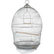Prevue Pet  Gray Prevue Sonata Bird Cage 19 In X 30 In 048081319949 - £61.05 GBP
