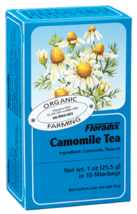 Camomile Herbal Teabags 15 filterbags (1.7g) - $3.59