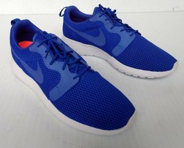 Nike Mens Sneaker sz 13 Roshe One Hyperfuse Breathe Racer Blue 833125-401 - $44.99