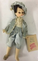 Madame Alexander Blue Boy Doll 1978 with tags missing shoe - $18.69