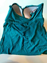 Vince Camuto Hydro Top Swimwear Size Large image 2