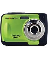 BELL+HOWELL WP10-G 12.0-Megapixel WP10 Splash Waterproof Digital Camera ... - $79.47