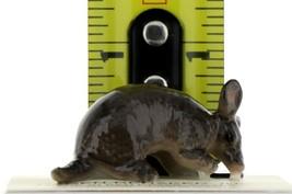 Hagen Renaker Miniature Armadillo Ceramic Figurine image 2