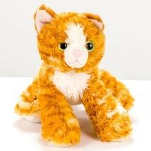 "Aurora Kitty Cat Plush 8"" Orange Tabby 2017 Soft Stuffed Animal Toy - $15.70"