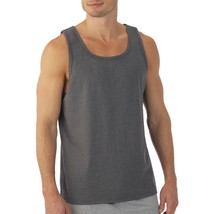 Fruit Of The Loom Men's Platinum Tank Top Size Small 34-36 Charcoal Dual... - $8.31