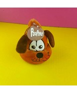 "Poopeez Plush Dog 2018 Dog Basic Fun Stuffed Animal Tongue Out NWT 6"" #A36 - $11.87"