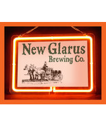 Glarus Brewing Hub Bar Display Advertising Neon Sign - $54.99