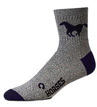 For Bare Feet Horse Marbled Crew Socks - Adult Medium - $10.99