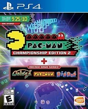 Pac-Man Championship Edition 2 + Arcade Game Series - PlayStation 4 [video game] - $23.75