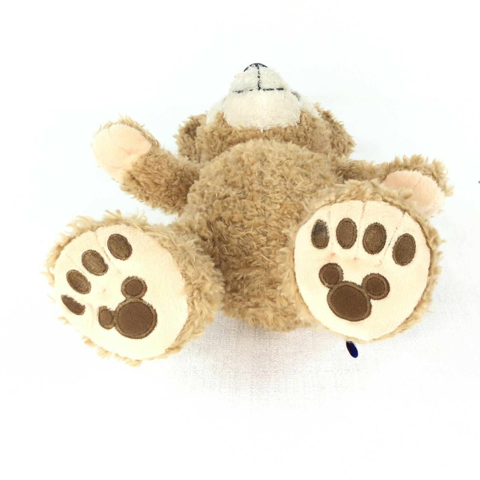 Duffy the Disney Bear Plush Brown 8 X 12.5 In image 5
