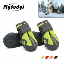 Truelove Waterproof Dog Shoes For Dogs Winter Summer Rain Snow Dog Boots - $26.95+