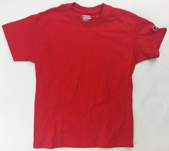 Champion Authentic Performance Cotton Training Short Sleeve T-Shirt Yout... - $13.99