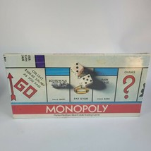VTG 1961 MB Monolopy No 9 Board Game Sealed Unopened New In Box Free Shipping - £50.70 GBP