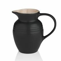 Le Creuset Stoneware Jug 0.6L, Satin Black - $58.91