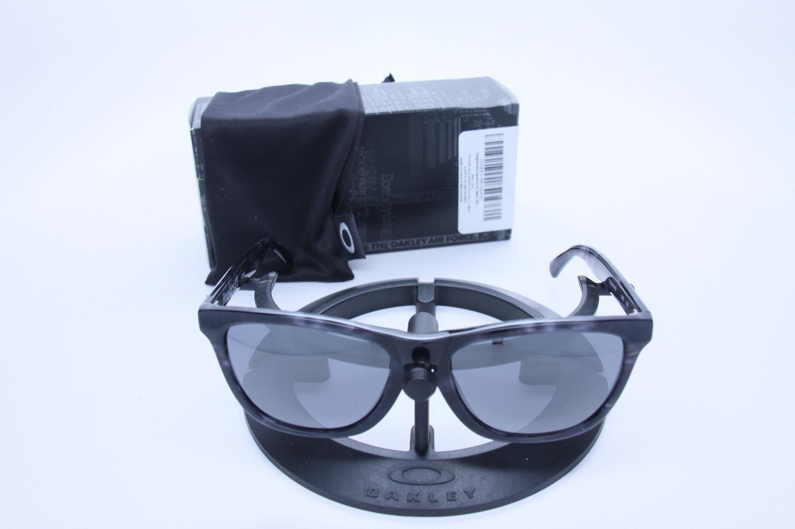 Oakley FROGSKINS LX Dark Grey Tortoise w/Black Iridium OO2043-08