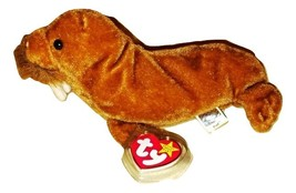 Ty Beanie Baby 1999 Paul The Walrus Retired Plush Toy image 2