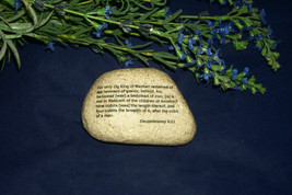 Cross Dove Christian Scripture River Rock and 14 similar items