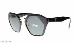 Prada Irregular Womens Sunglasses PR04TS 1AB1A1... - $202.73
