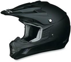 AFX FX-17 Helmet Solid Colors Flat Black 4XL - $94.95