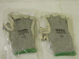 Mapa Pro Cut Resistant Gloves Size 7 ANSI Cut Level HDPE Dozen Pairs 832417 - $95.04
