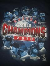 Boston Red Sox 2013 World Series Champions XXL T-Shirt MLB Baseball Rare - $18.57