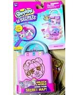 Shopkins Shoppies Lil' Secrets Secret Lock Donut Shop Mini Playset Stop 5+ - £23.73 GBP
