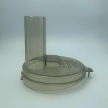 General Electric GE  Food Processor D5FP1 Work Bowl No Lid - $8.90