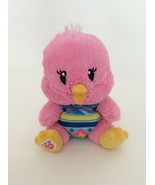 BUILD A BEAR Smallfrys Buddies pink CHICK W/ EASTER EGG COSTUME OUTFIT 7... - $15.88