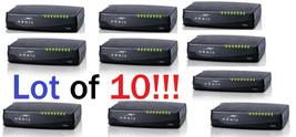 Lot Of 10 Arris Touchstone TM822G Docsis 3.0 8x4 Telephony Modem - Black Tested! - $123.70