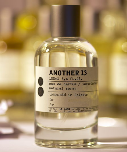 ANOTHER 13 by LE LABO 5ml Travel Spray Ambrette Ambergris Paris Colette Perfume