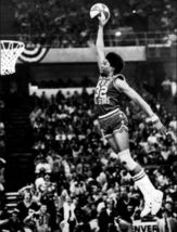 Julius Erving 1976 All-Star Vintage 11X14 Matted BW Basketball Memorabilia Photo - $14.99