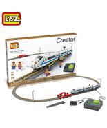 1 pc LOZ High Speed Train Building Blocks - $145.95