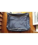 Oleg Cassini Suit/Dress/Garment/Travel Bag/Luggage/Wardrobe Bag Blue Vin... - $27.71