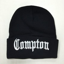 New West beach gangsta Compton Eazy-E Winter Warm Fashion Beanies Hats Knitted b - $10.12