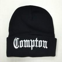 New West beach gangsta Compton Eazy-E Winter Warm Fashion Beanies Hats K... - $10.12