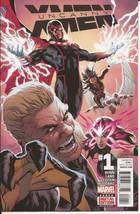 Comic Block Marvel Uncanny X-men #1 Premiere Issue Magneto Angel  - $4.95
