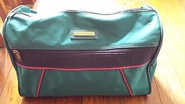 "Samsonite Teal Carry on Bag 15"" - $29.69"